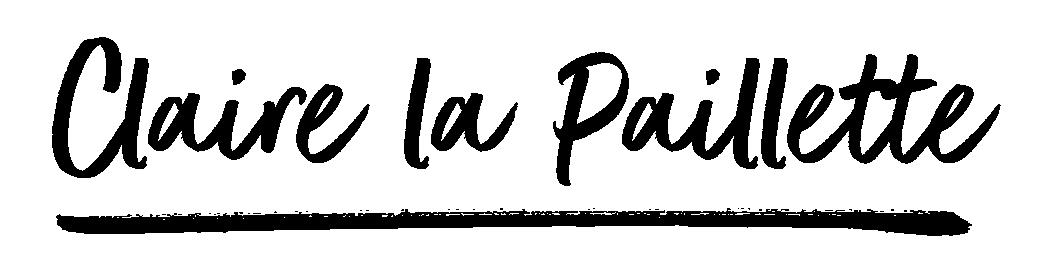 Claire La Paillette - Illustrator